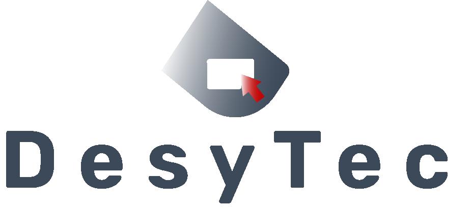 logotipo desytec